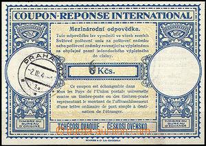43485 - 1948 CMO9a, český text, cena opravena razítkem 6, DR Prah