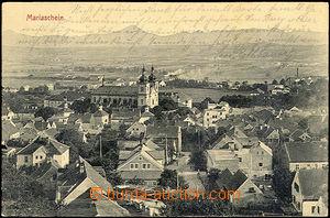 43823 - 1915 Bohosudov - Mariaschein, čb jednozáběrová, text i n