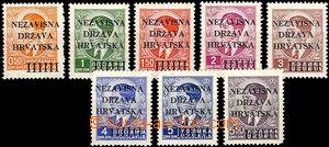 43855 - 1941 Mi.1-8, c.v.. 38€