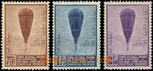 43868 - 1932 Mi.344-346, c.v.. 110€