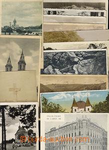 43878 - 1920-50 postcard  Czechoslovakia  selection of 20 pcs of Ppc