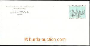 43931 - 1998 CSO4a, služební obálka s přítiskem G.Placka, kat.
