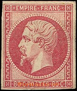 44122 - 1853 Mi.16c, c.v.. 1700€