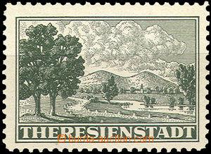 44233 - 1943 Pof.Pr1A, připouštěcí známka, pěkná kvalita, zk.