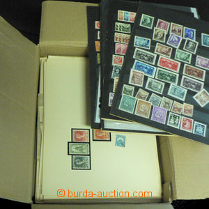 44283 - 1890-1980 WHOLE WORLD  selection of letters, FDC, Ppc, stamp