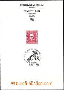 44407 - 1995 PTM3, c.v.. 1800CZK