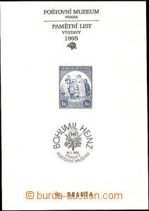 44409 - 1995 PTM1, c.v.. 1000CZK