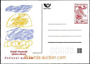44410 - 1993 CDV2/ PM1, přítisk T.Vosolsobě, kat. 1500Kč