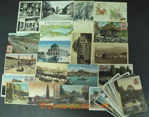 44711 - 1900-38 postcard  Germany selection of 48 pcs of Ppc, contai