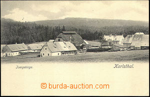 44839 - 1900 Karlsthal (Orle), Isergebirge, interesting view on/for