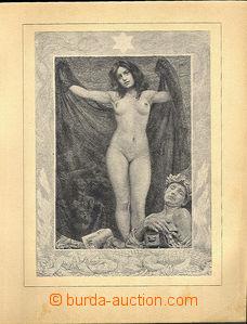 44974 - 1910 GRAPHICS  Emil Holarek Noc file 20 drawings, edition B.