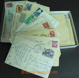45144 - 1900-60 EUROPE  selection of 70 pcs of various entires, main