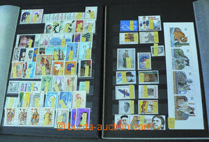 45248 - 1971-93 BELGIUM  selection of clear stamp. and miniature she