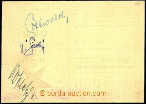 45249 / 4423 - Autographs