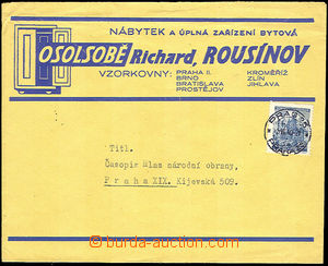 45606 - 1940 Osolsobě Richard, Rousínov, Nábytek and equipment by