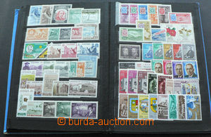 45812 - 1863-1962 COLOMBIA  comp. of stamps in/at small 6-sheet stoc