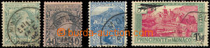46082 - 1885-1933 Mi.6, 7, 30, 137, comp. 4 pcs of classical stamp.,