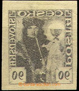 46449 - 1920 Pof.163N s kompletním obtiskem