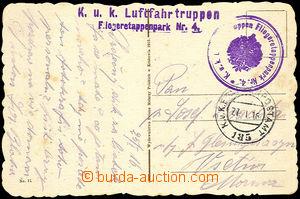 46494 - 1916 K.u.K.. LUFTFAHRTRUPPEN/ FLIEGERETAPPENPARK (Aircraft B