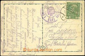 46506 - 1915 K. UND. K. LUFTSCHIFFERABTEILUNG GÖRZ/ Fliegerersatzko