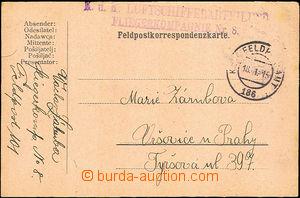 46514 - 1915 K.u.K.. LUFTSCHIFFERABTEILUNG (Aeronautical Division) /