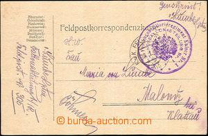 46524 - 1915 K.u.K.. Festungsartillerieregiment Kaiser Nr.1*/Festung