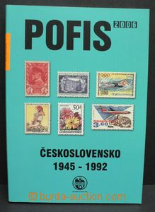 47856 - 2006 POFIS specialized catalogue Czechoslovakia 1945-1992, j