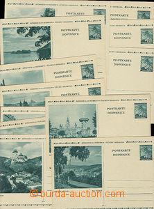 48148 - 1939 CDV6/1-12, kompletní série, pěkná jakost, kat. 1200