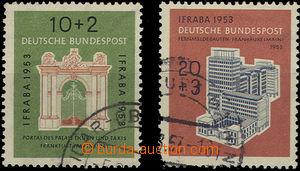 48309 - 1953 Mi.171-172, kat. 65€