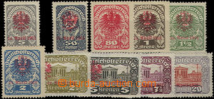 48323 - 1921 TYROL, local issue  Type II, c.v.. 200€