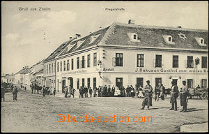 48332 / 3316 - Picture Postcards / Topography / Czech republic / District of Znojmo