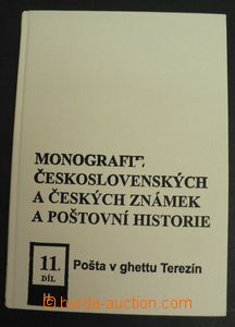 48564 - 2004 Monograph of Czechosl. stamps, 11. part, torn paper cov
