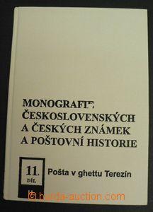 48564 - 2004 Monografie čs. známek, 11. díl, potrhaný papírový přeba