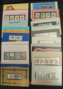 48762 - 1980-83 AUSTRALIA  sestava 30ks kartiček dárkového vydán