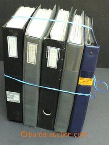48770 - 1955-98 AUSTRALIA  velká sestava FDC, uloženo ve 12ks velk