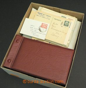 48818 - 1900-85 AUSTRIA, GERMANY   comp. of entires, much interestin