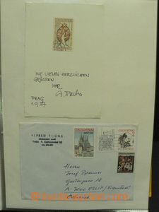 48822 - 1960-90 AUTOGRAFY  sbírka podpisů autorů a rytců českos