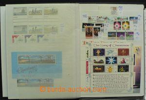 48836 - 1967-86 NAURU, NORFOLK, CHRISTMAS ISL., PAPUA-NEW GUINEA, GI