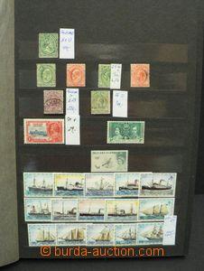 48842 - 1872-1985 FALKLAND, FIJI, PITCAIRN ISL., COOK ISL., PALAU, S