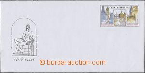 48867 - 1999 CSO5 Pražská architektura, svěží, kat. 700Kč, vel