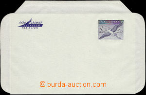 48896 - 1959 CAE1A, Heron, 1/3 for example., mint never hinged, c.v.