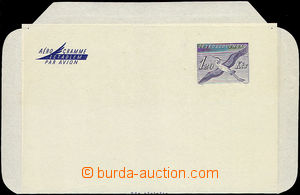 48897 - 1959 CAE1B Heron, 1/3 for example., mint never hinged, c.v..