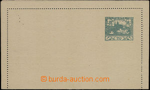 48953 - 1919 CZL1 Hradčany, dobrá kvalita, kat. 150Kč