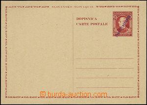 48955 - 1945 CDV VI. výpotřební , ruční přetisk, fialový, sv�