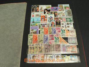 49393 - 1965-75 obchodní zásoba převážně námětových zn., ul