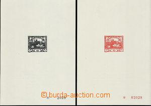 49521 - 1968 Pof.PT5Aa + 5Ba, příloha Monografie I., dobře zachov