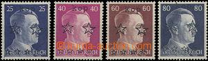 49539 - 1945 Kynšperk nad Ohří (Königsberg)  přetisk hvězdičky a kop
