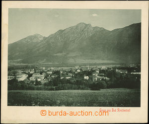 49682 - 1900 Bad Reichenhall (Bavaria) - large picture-postcard 28x2