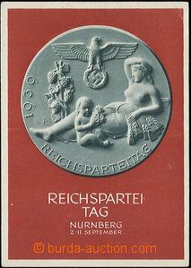49719 - 1939 Reichsparteitag der NSDAP, 1939, Nürnberg; Un, wrinkle