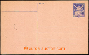 50030 - 1920  tube-post stationary1, no damage, catalogue 1000CZK